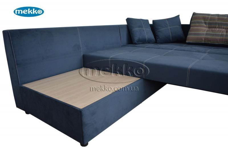 Кутовий диван з поворотним механізмом (Mercury) Меркурій ф-ка Мекко (Ортопедичний) - 3000*2150мм-17