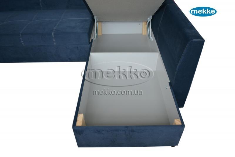 Кутовий диван з поворотним механізмом (Mercury) Меркурій ф-ка Мекко (Ортопедичний) - 3000*2150мм-20