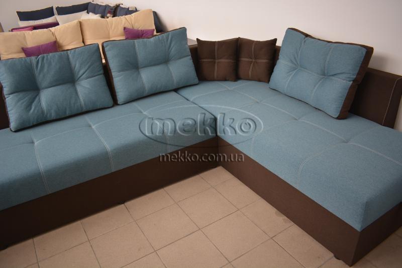 Кутовий диван з поворотним механізмом (Mercury) Меркурій ф-ка Мекко (Ортопедичний) - 3000*2150мм-8