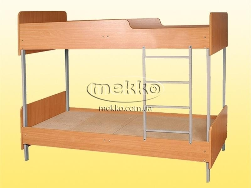Ліжко 2-ярусне  (1950х850х1778мм) (арт.0819) Геліка
