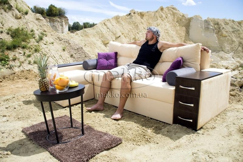 Ортопедичний кутовий диван Cube Shuttle NOVO (Куб Шатл Ново) ф-ка Мекко (2,65*1,65м)-5