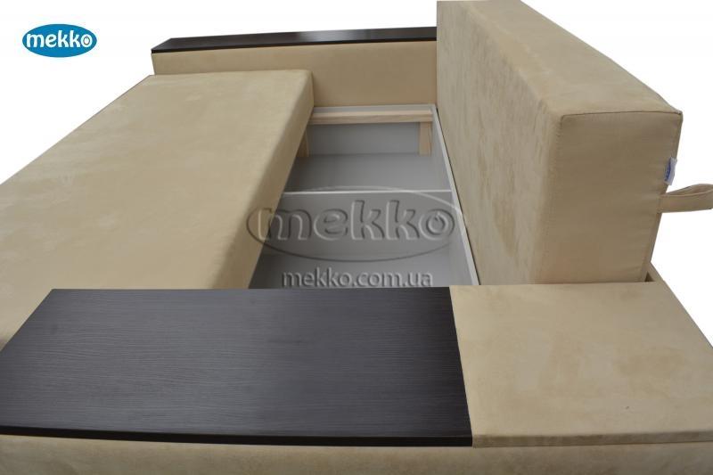 Ортопедичний кутовий диван Cube Shuttle NOVO (Куб Шатл Ново) ф-ка Мекко (2,65*1,65м)-15